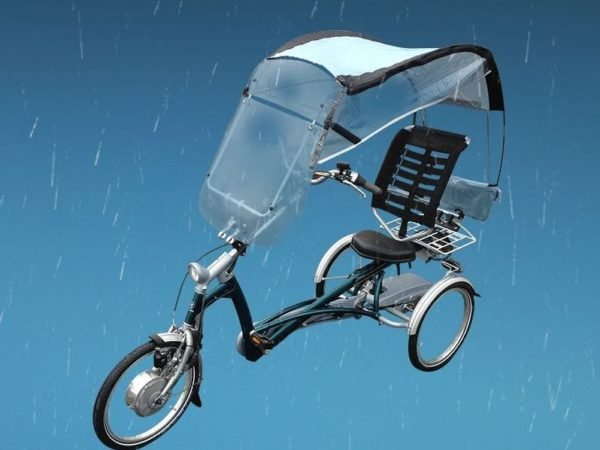 veltop comfort protection rain protection weather protection tricycle