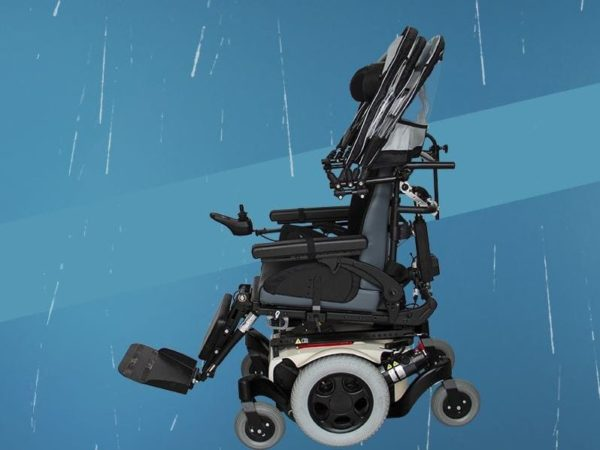 veltop cosy rain protection for electric wheelchair 2