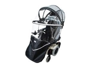 veltop cosy weather protection electric wheelchairs canopy umbrella 1