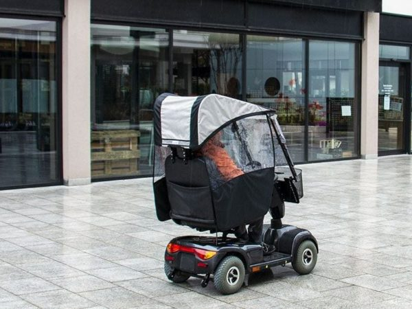 veltop modulo rain protection weather protection mobility scooter