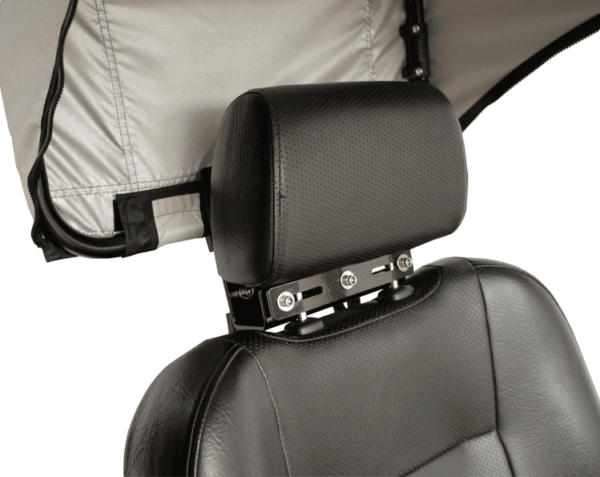 veltop modulo sun protection for mobility scooter
