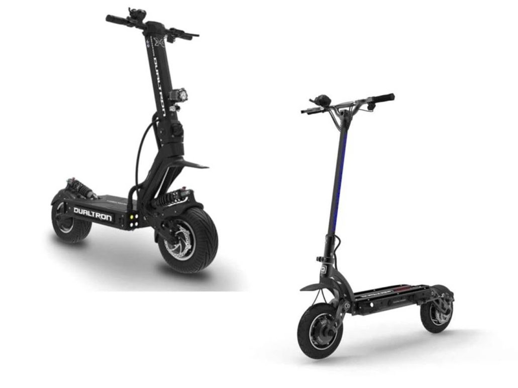 Dualtron Scooter