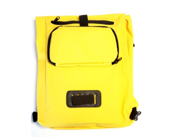 Pannier Carrying waterproof Bag Yellow 5 scaled