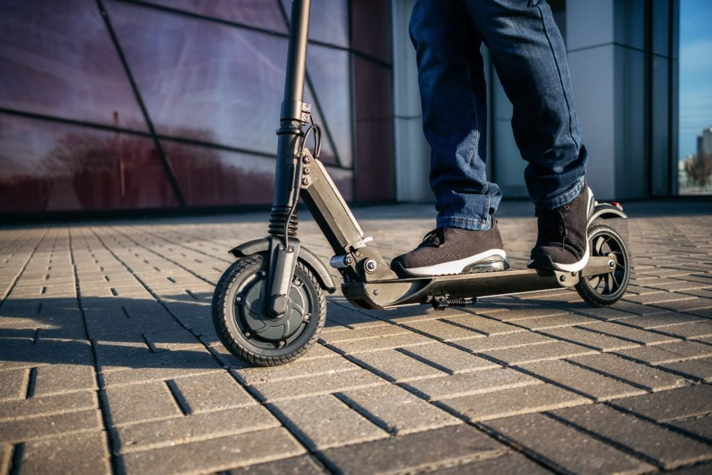 Electric Scooter from EBikeBC Canada