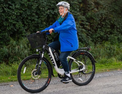 Why Your Diagnosis Doesn't Mean Giving Up Cycling
