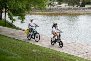 ebikes help with health conditions