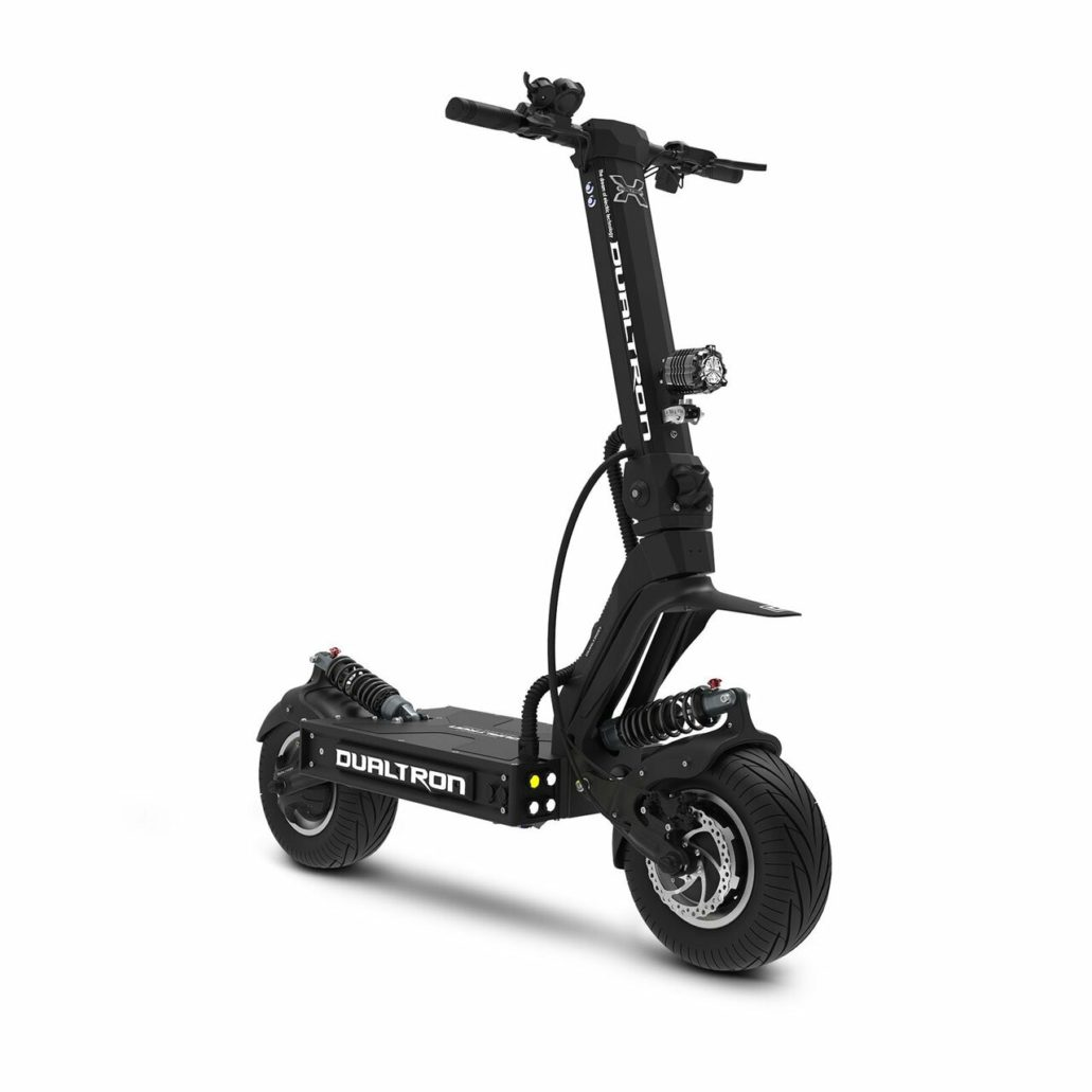 Dualtron X Electric Scooter Front Right 2000x 51664.1608496428